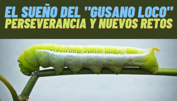 """EL SUEÑO DEL """"GUSANO LOCO"""""""