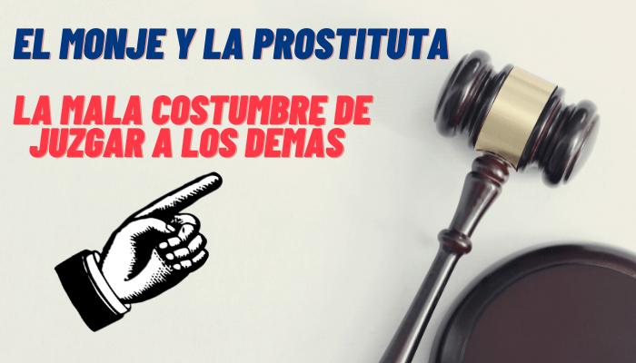 EL MONJE Y LA PROSTITUTA